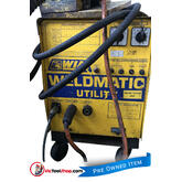 WIA MIG Welder Weldmatic 240 Amp 415 Volt with Separate Wire Feeder - Used Item