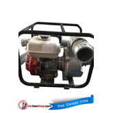 "Honda Petrol 3"" Water Pump Trash Waste Water GX160 4.8 HP Industrial Petrol Model 030"