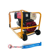 Powerlite Honda Generator 5.6 KVA 240 Volt Power  13HP Petrol Engine Model PH060